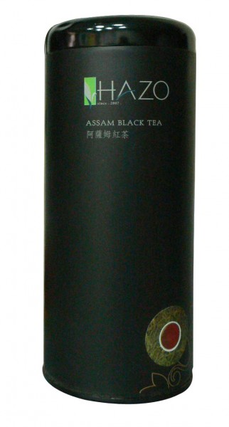 Juodoji ASSAM arbata Hazo, 80g