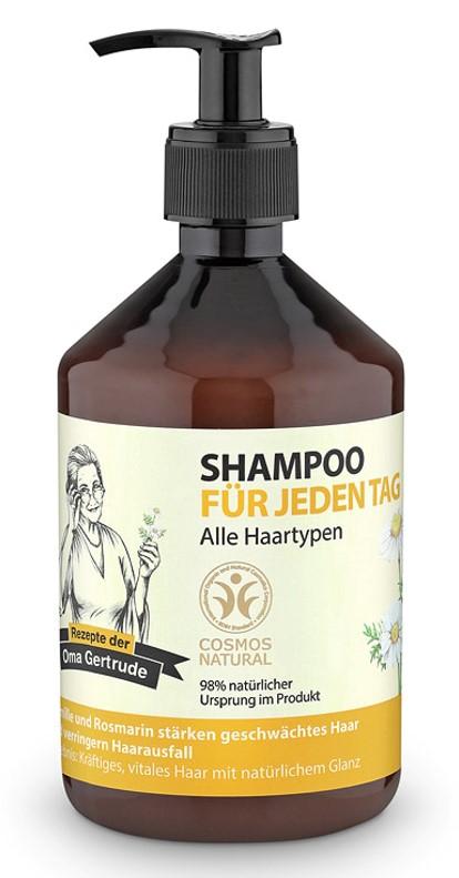 KASDIENINIS šampūnas Oma Gertrūda, 500 ml