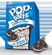 Kellogg's POP Tarts sausainiai su kreminių saus.skonio įdaru 8 vnt (400g)