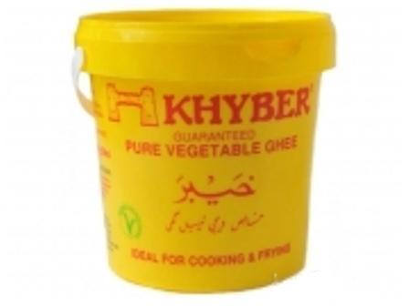 Lydytas augalinis PALMIŲ GHI , Khyber, 908 g