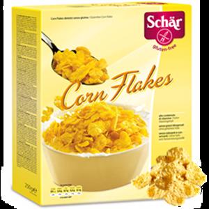 Kukurūzų dribsniai be gliuteno, be laktozės SCHAR, 250g
