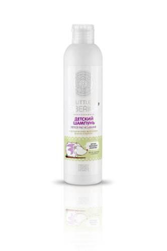 LITTLE SIBERICA šampūnas Lengvas iššukavimas 250ml