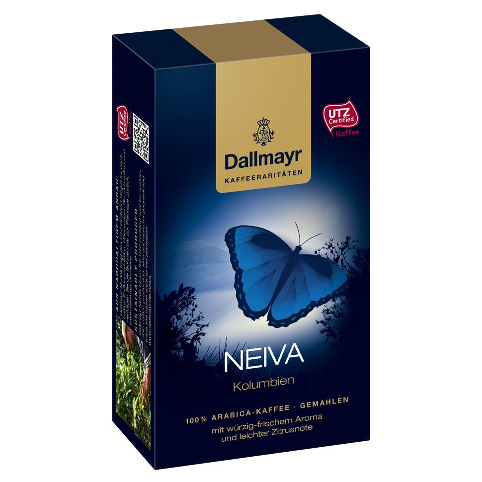 Malta kava Dallmayr Neiva 250g