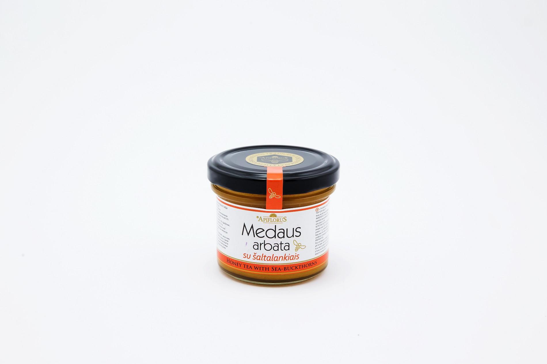 MEDAUS ARBATA SU ŠALTALANKIAIS Apiflorus, 140g