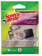 MIKROPLAUŠO mini šluostė optikai SCOTCH-BRITE TWS910, 1vnt