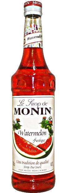 Monin ARBŪZŲ SKONIO sirupas, 700 ml