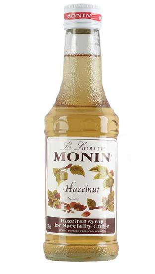 Monin LAZDYNO RIEŠUTŲ skonio sirupas, 250 ml