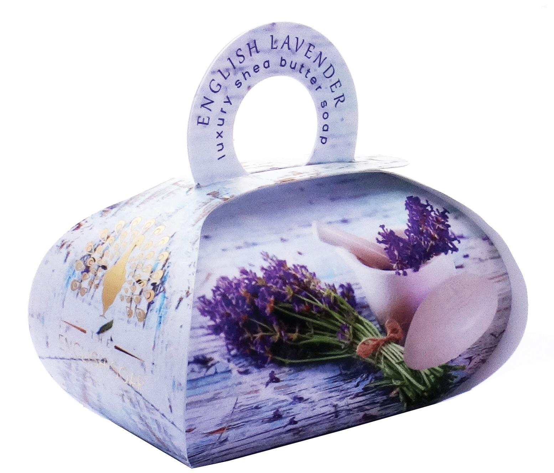 Muilas dovanoms ENGLISH LAVENDER, English Soap, 260 g