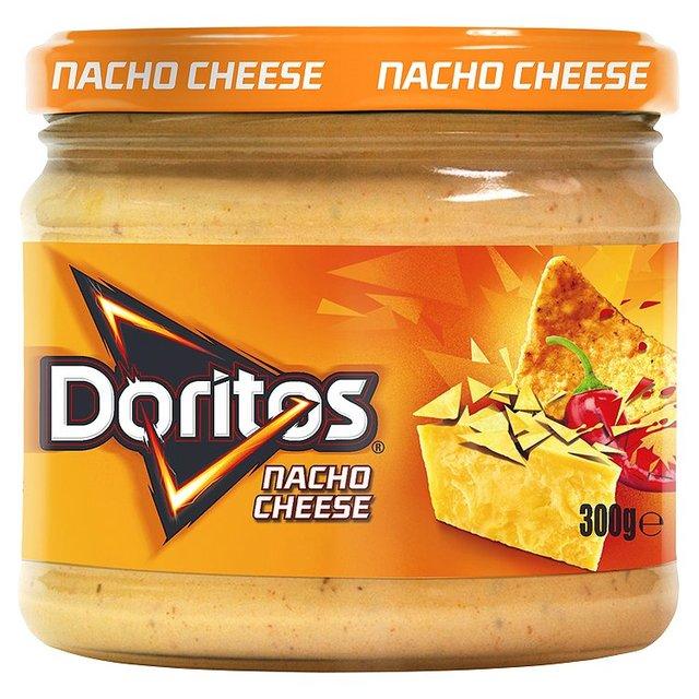 Nacho sūrio padažas DORITOS, 300g