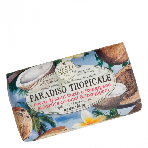 ND PARADISO TROPICALE Cocco muilas, 250g
