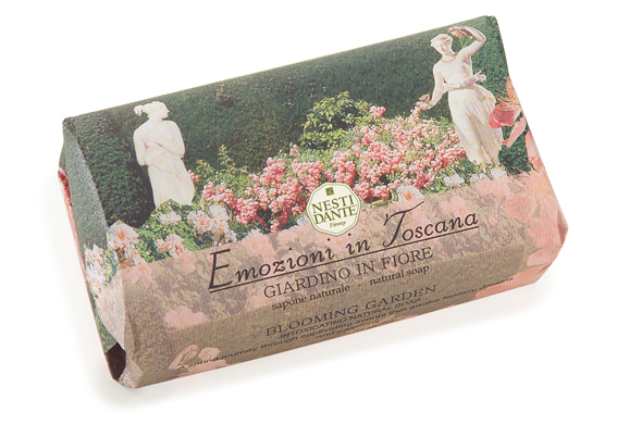 NESTI DANTE Emozioni in Toscana Žydintys sodai muilas 250 g