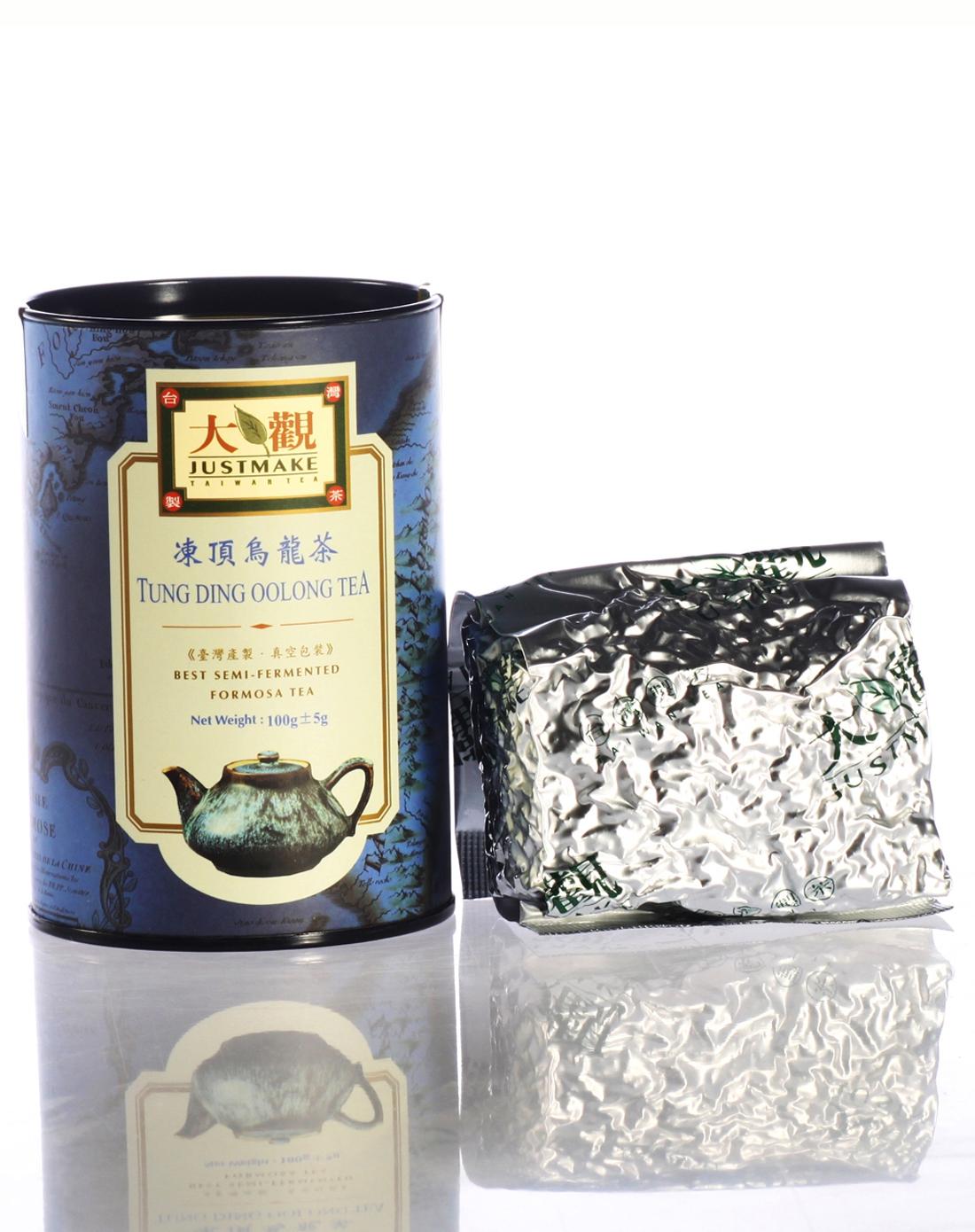 OOLONG arbata TUNG DING, 100g