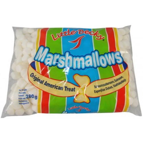 ORIGINALŪS AMERIKIETIŠKI MINI ZEFYRAI Marshmallows, 280g