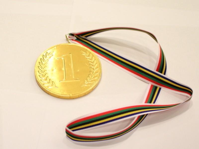 Pieninio ŠOKOLADO aukso medalis, Majai, 23g
