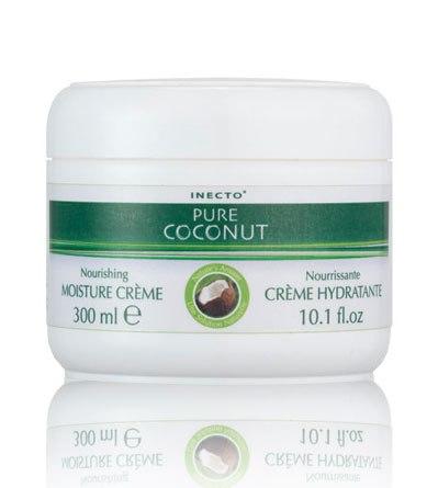 DRĖKINANTIS kūno kremas SU KOKOSŲ ALIEJUMI, Pure Coconut, 275 ml