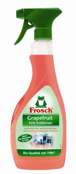 Frosch riebalų ir purvo valiklis su natūraliu greipfrutų ekstraktu, 500 ml