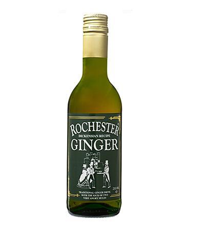 ROCHESTER Ginger imbierinis gėrimas 245 ml