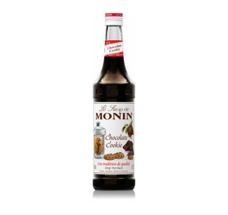 Monin ŠOKOLADINIŲ SAUSAINIŲ skonio sirupas, 700 ml