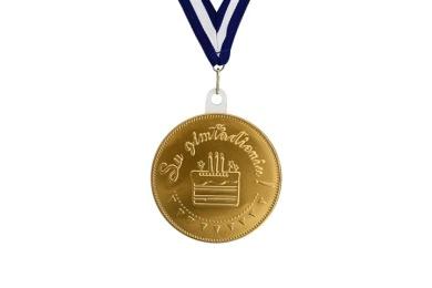 ŠOKOLADO medalis Su gimtadieniu, Majai,23g