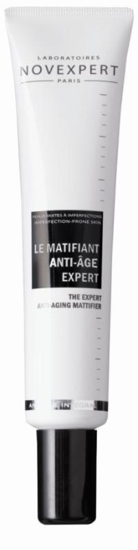 SUTEIKIANTIS MATINĮ EFEKTĄ losjonas veidui mišriai ir riebiai odai Novexpert Pro-Collagen, 40 ml