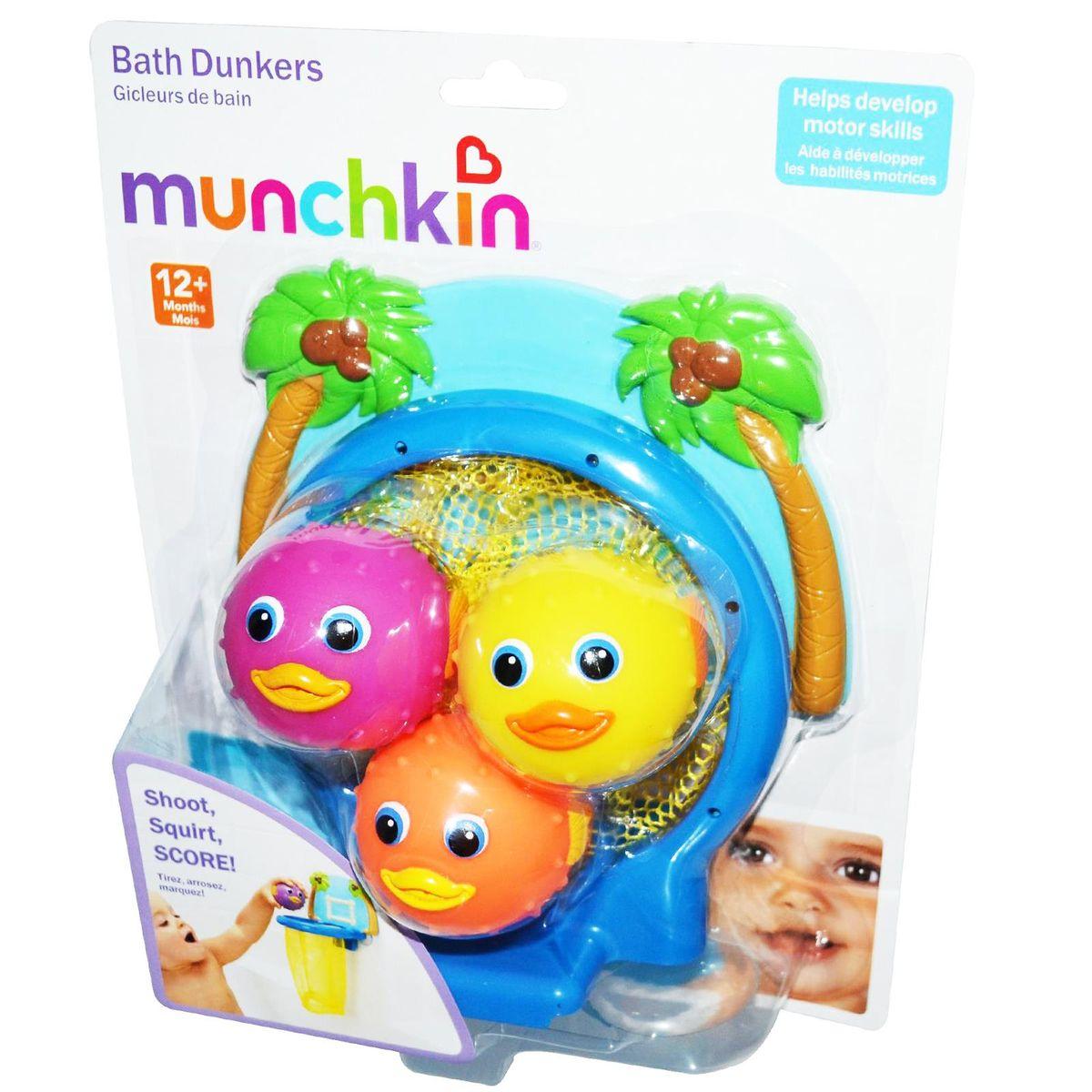 Vonios žaislas MUNCHKIN kūdikiams nuo 12 mėn. (011123)