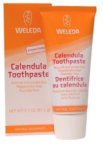 Dantų pasta su medetkų ekstraktu Weleda, 75 ml