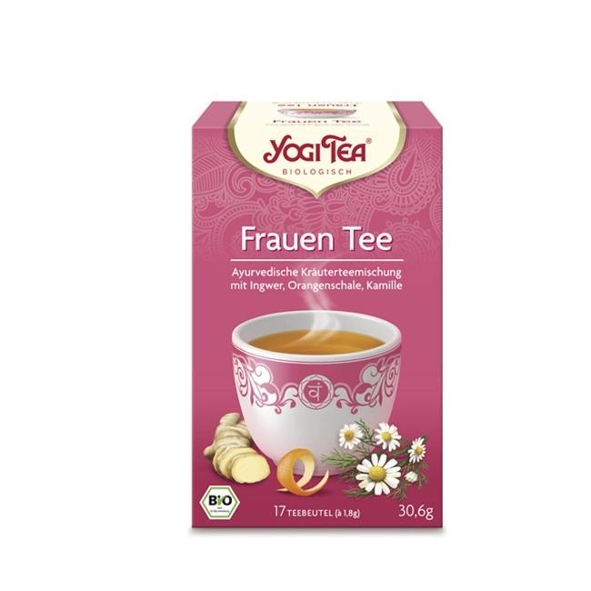 YOGI TEA ekologiška ajurvedinė arbata moterims, 30g
