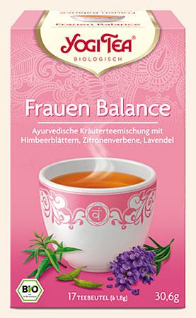 YOGI TEA Frauen Balance ekologiška ajurvedinė arbata, 30g