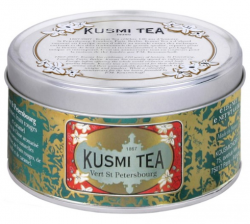 Žalioji arbata GREEN ST. PETERSBURG KUSMI TEA, 125g
