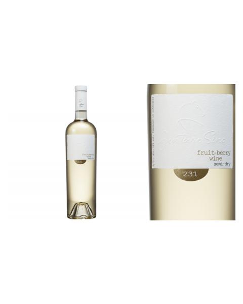 BALTAS VYNAS 231 Sino vynas 12%, 750 ml 2