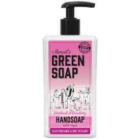 Rankų muilas MARCELS GREEN SOAP su pačiuliais ir spanguolėmis, 500 ml