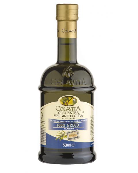 Ypač tyras alyvuogių aliejus COLAVITA Greek, 500 ml
