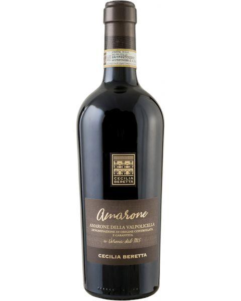 Raudonas sausas vynas Cecilia Beretta Amarone DOCG Classico 15,5%, 750ml