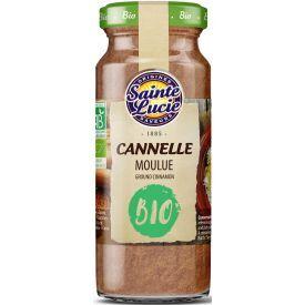 Ekologiškas maltas cinamonas SAINTE LUCIE, 37 g