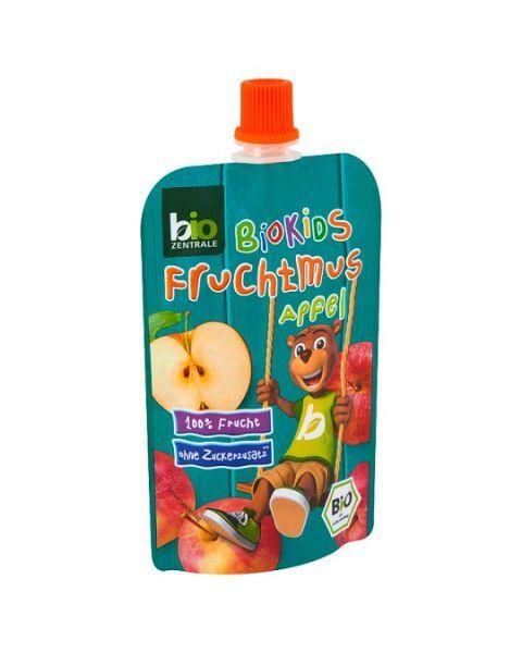 Ekologiška obuolių tyrelė BIOKIDS, 90 g