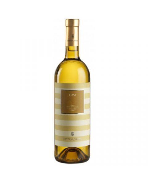 Baltas sausas vynas FONTANAFREDDA Gavi del Comune di Gavi DOCG 12,5%, 750ml