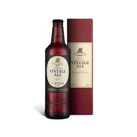 ENGLISH STRONG ALE stiliaus kolekcinis alus Vintage Ale 8,5%, 500 ml
