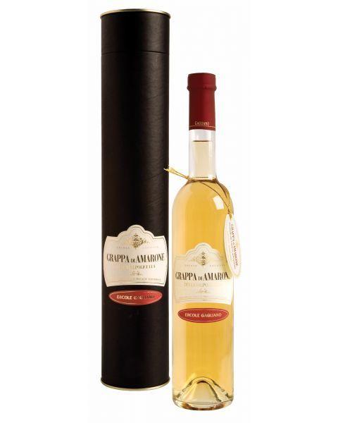 GRAPA MARCATI Grappa di Recioto Amarone (dovanų dėžutė) , 40% tūrio, 0,5 l