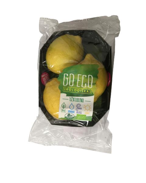 Ekologiškos citrinos GO ECO, 200g 2