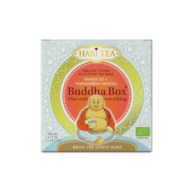 Ekologiška ajurvedinė arbata HARI TEA Buddha Box, 11 maišelių