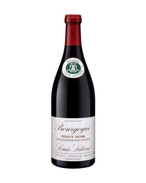 Raudonas vynas LOUIS LATOUR Bourgogne 13%, 750 ml