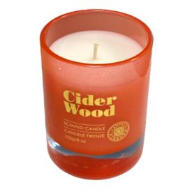 CANDELE FIRENZE žvakė kedro medienos kvapo, 55h, 230 g
