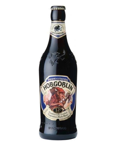 PREMIUM BITTER/ESB Stiliaus Alus Hobgoblin Ale Craft beer 5,2%, 500 ml