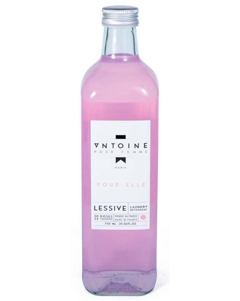 Koncentruotas skalbiklis ANTOINE Pour Elle, 750 ml