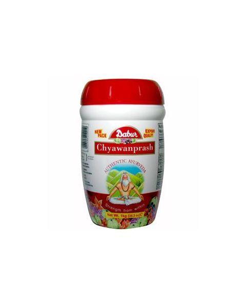 Čiavanprašas, Ajurvedinis džemas natūraliam imuniteto stiprinimui DABUR, 1 kg