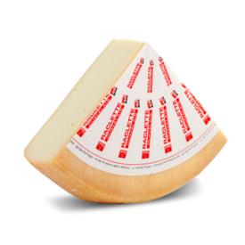 """Šveicariškas sūris """"RACLETTE DU VALAIS"""" AOP, brandinamas 5 mėn, 1 kg"""