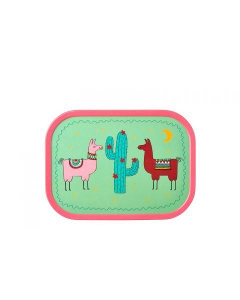 """Vaikiška maisto dėžutė su skyreliais MEPAL Campus """"Lama"""", 1 vnt. 2"""