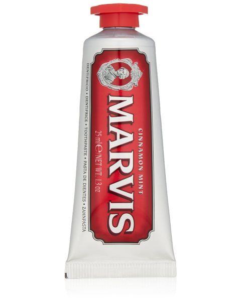 Dantų pasta MARVIS su mėtom ir cinamonu, 25 ml