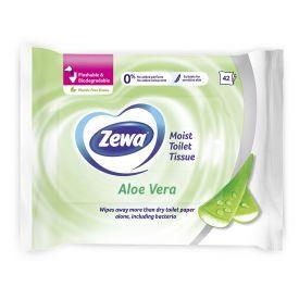 Šlapias tualetinis popierius ZEWA Aloe Vera, 42 vnt.
