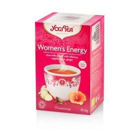Ekologiška arbata YOGI TEA WOMAN ENERGY 30.6g